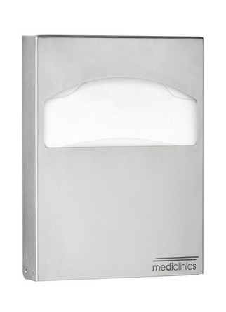 Dispenser Carta Copriwater In Acciaio Inox Mediclinics