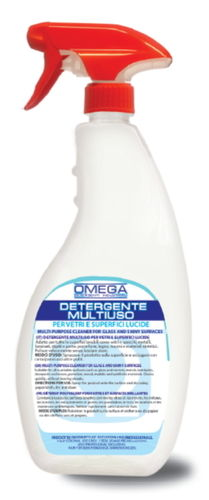 Detergente Multiuso Vetri e Superfici Sydex Omega 750ml x 12 Pezzi
